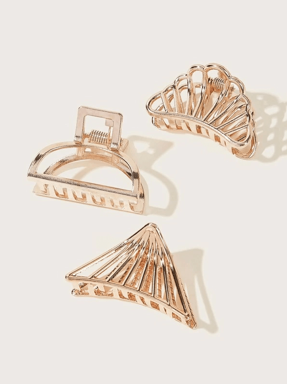 Art Deco Clip Set - Boho Buys