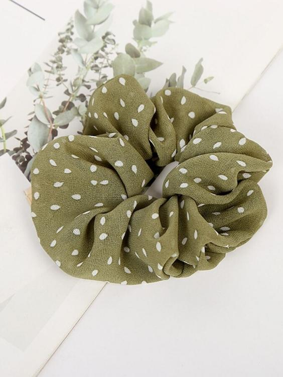 Georgie Scrunchie | MOSS - Boho Buys