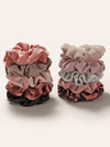 Blush Scrunchies Party Pack - Boho Buys