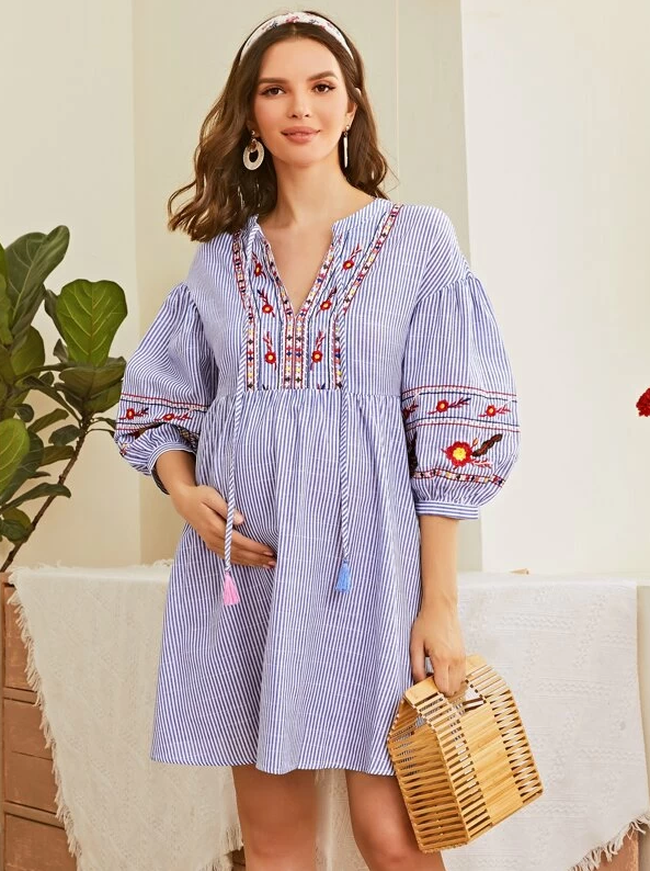 BOHO BUMP Warsaw Dress - Boho Buys