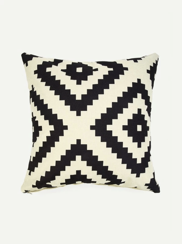 Aztec Cushion Cover - Boho Buys