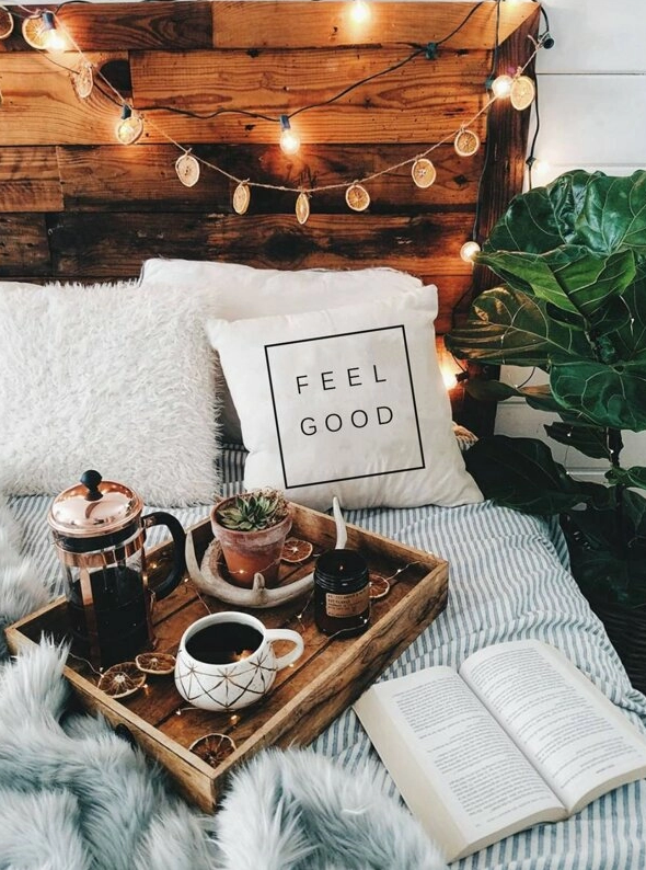 Feel Good Cushion Cover - Boho Buys