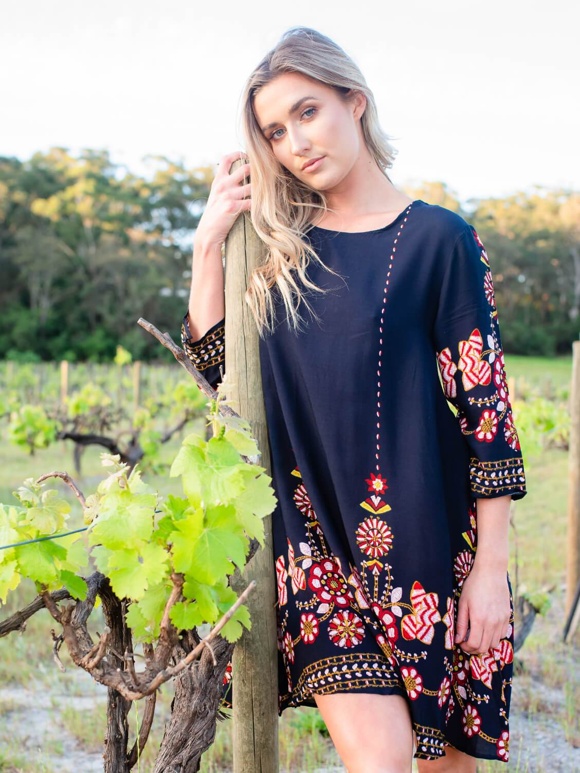 Casa Mini Dress - Boho Buys