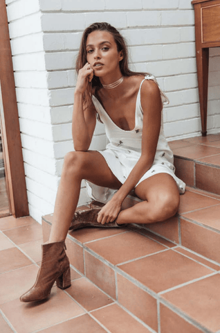 Wilderness Mini Dress