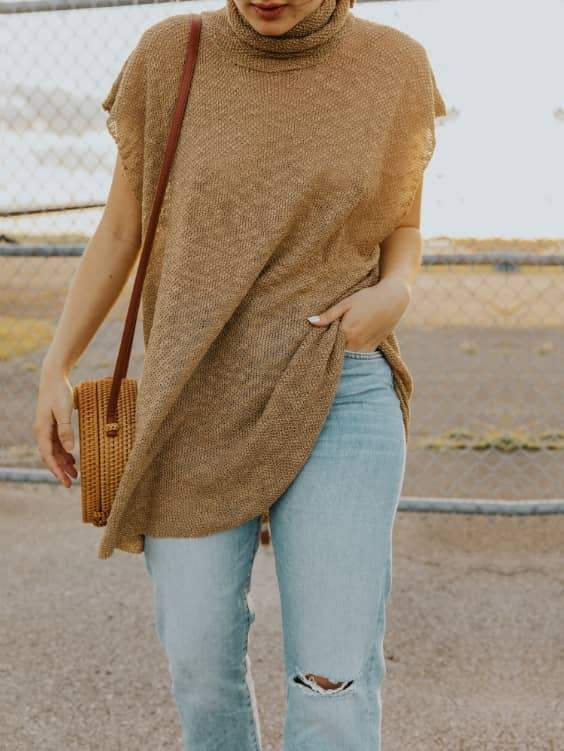 Coogee Knit Top - Boho Buys