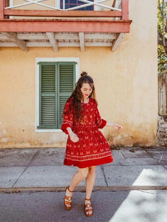 Little Cousin Dress - Boho Buys