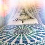 Goddess Mandala Throw
