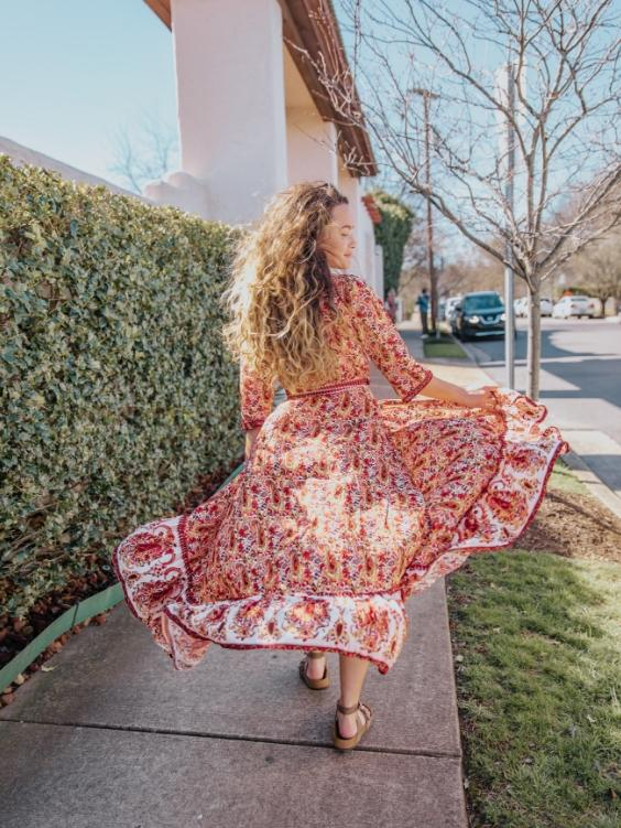 Truth Or Dare Maxi - Boho Buys