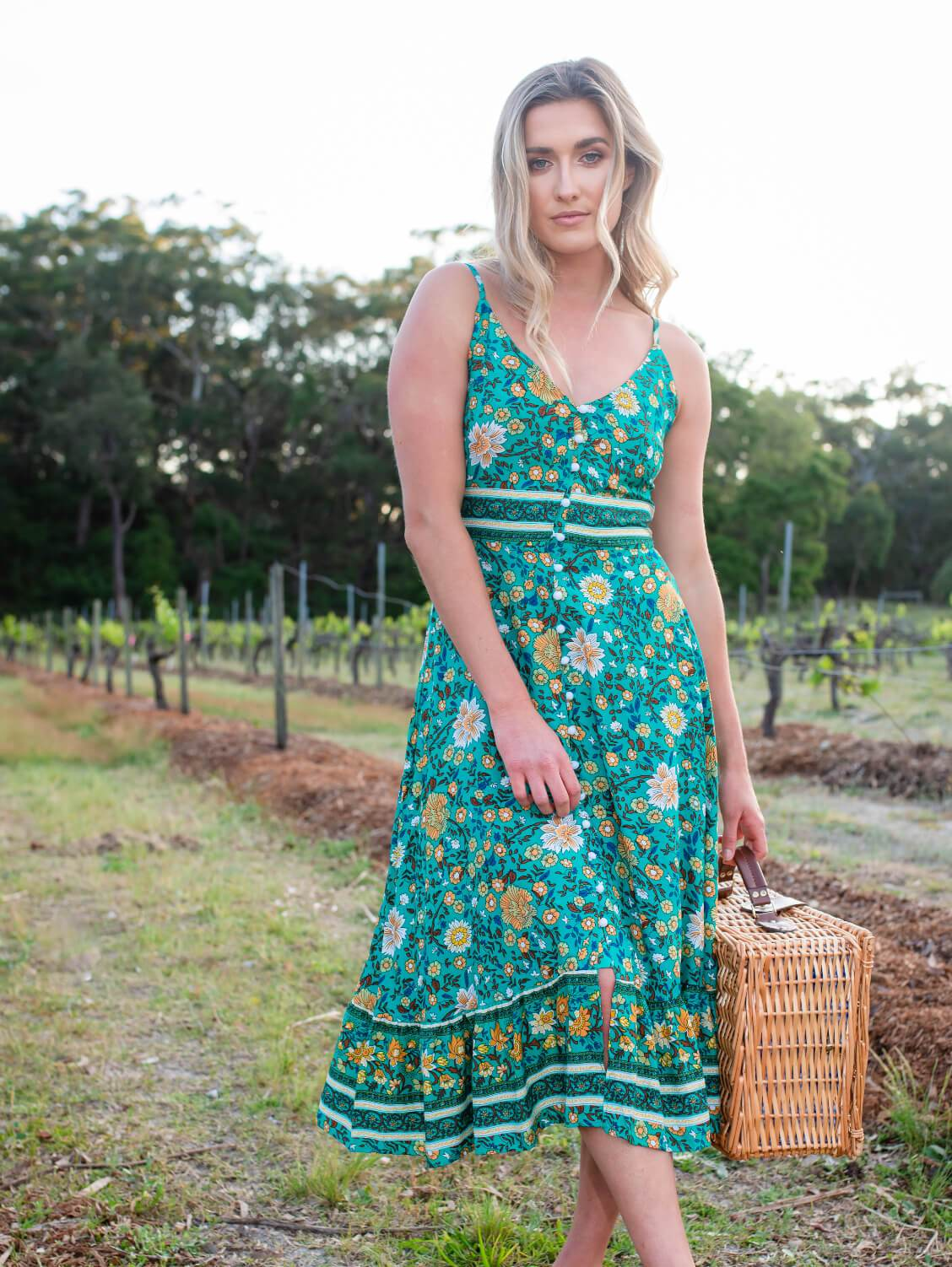 Georgia Dress - Boho Buys