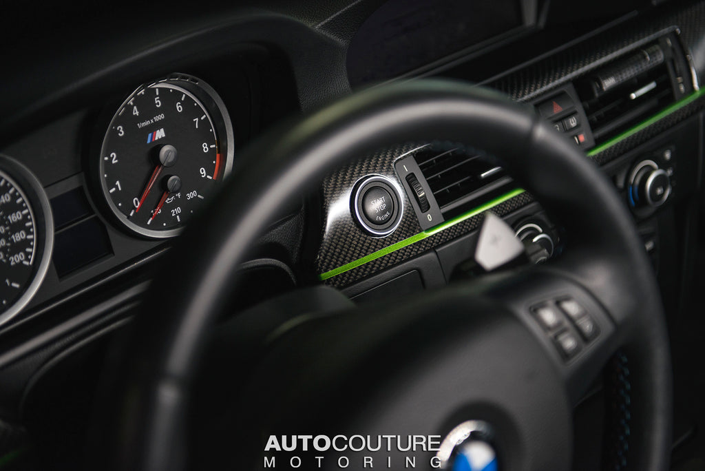 BMW M3 E92 Java Green Build by AUTOcouture Motoring