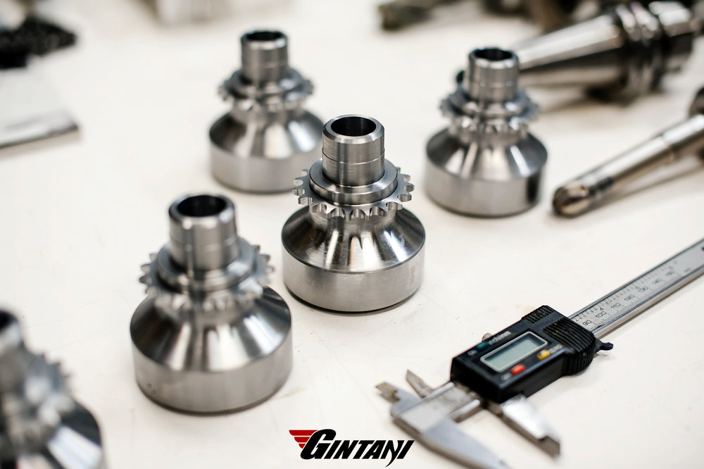 Gintani S55 One Piece Crank Hub Solution