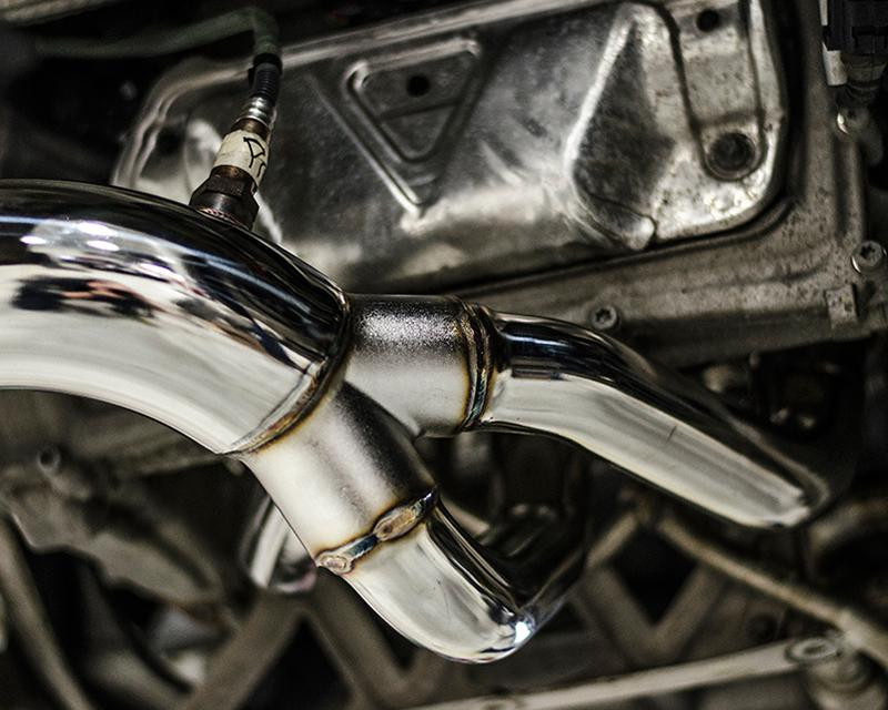 AP 14-19 Porsche 911 GT3/RS Race Headers - AUTOcouture Motoring - Exhaust - Agency Power