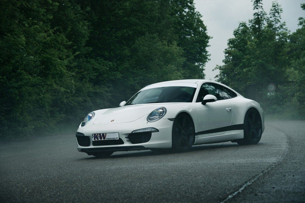 KW Coilover Kit V3 Porsche 911 (991) w/o PASM - AUTOcouture Motoring - Suspension - KW