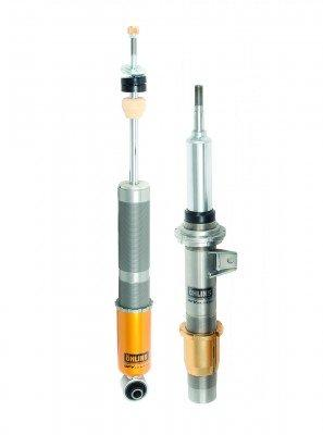 Ohlins 08-13 BMW M3 (E9X) Road & Track Coilover System - AUTOcouture Motoring - Suspension - Ohlins