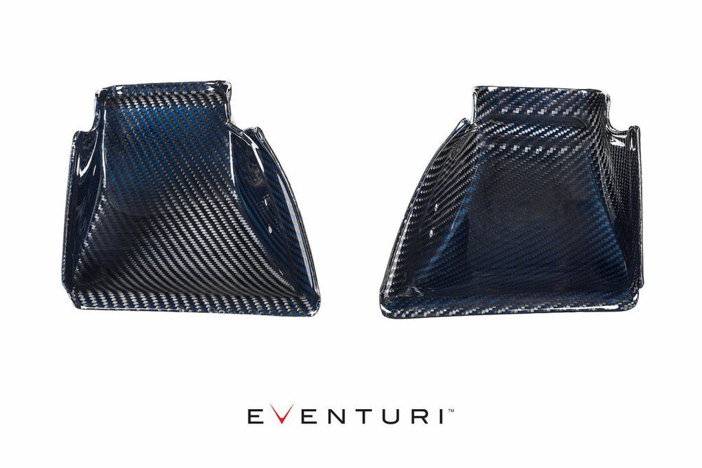 Eventuri F87 M2 (N55) Carbon Air Scoop Set - AUTOcouture Motoring - Intake - Eventuri