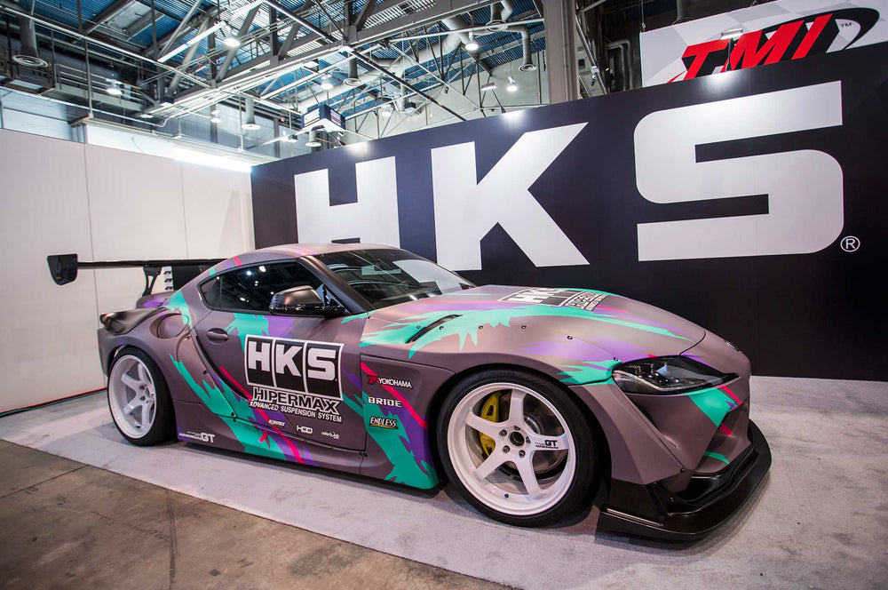 HKS Premium Body Full Kit GR Supra (Include FRP Wing) - AUTOcouture Motoring - Exterior - HKS