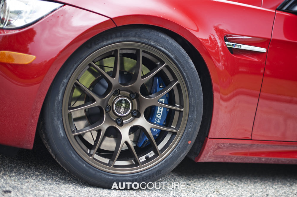 StopTech Big Brake Kit 06-09 BMW M5/M6 Front ST-60 Calipers  380x35mm Rotors - AUTOcouture Motoring - Brakes - Stoptech