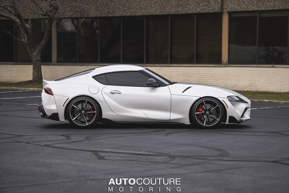 KW Coilover Kit V3 19+ A90 Toyota Supra w/ Electronic Dampers - AUTOcouture Motoring - Suspension - KW
