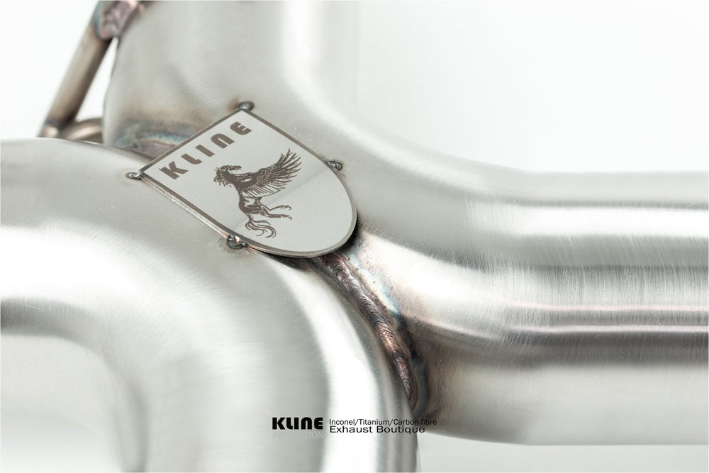 Kline Innovation Rear System McLaren MP4-12C - AUTOcouture Motoring - Exhaust - Kline