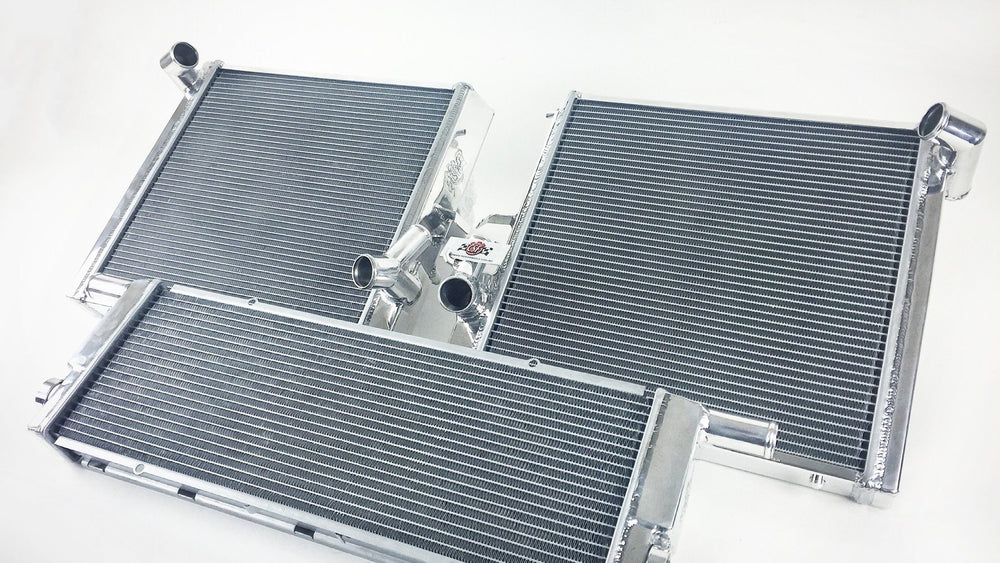CSF Porsche 911 GT3/GT3 RS (991) Right Side Radiator - AUTOcouture Motoring - Engine - CSF