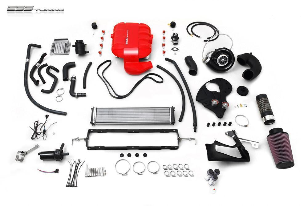 ESS E9X M3 VT2-595 Supercharger System - AUTOcouture Motoring - Engine - ESS Tuning