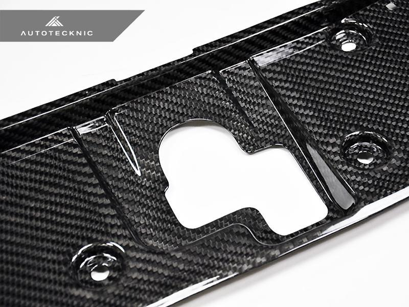 AutoTecknic Pre-Preg Dry Carbon Fiber Cooling Plate Nissan GT-R R35 09-20 - AUTOcouture Motoring - Engine - AutoTecknic
