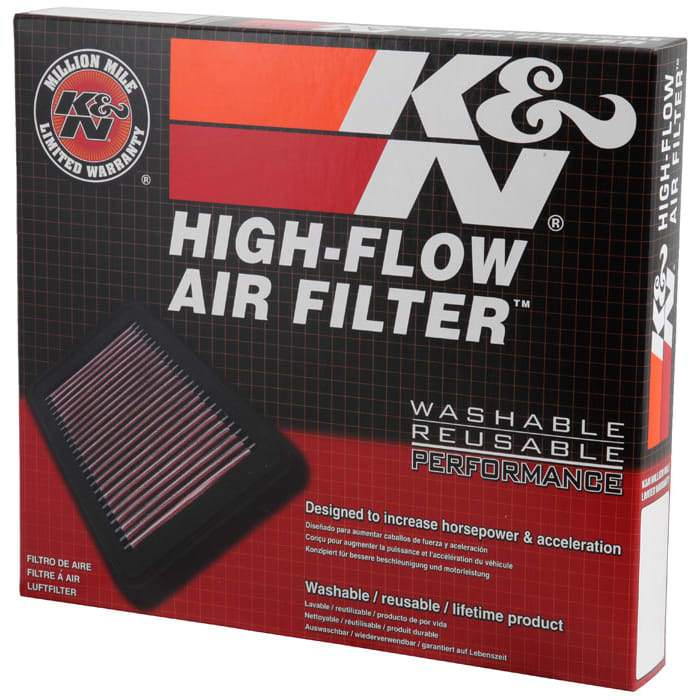 K&N 10-12 BMW 135i L6 (E82) Replacement Air Filter - AUTOcouture Motoring - Intake - K&N Engineering