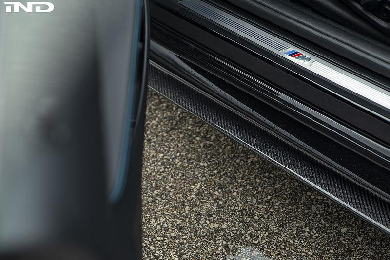 RKP F87 M2 Carbon Side Skirt Set - AUTOcouture Motoring - Exterior - RKP