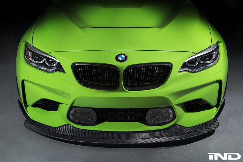 RKP F87 M2 Carbon GP Front Lip - AUTOcouture Motoring - Exterior - RKP