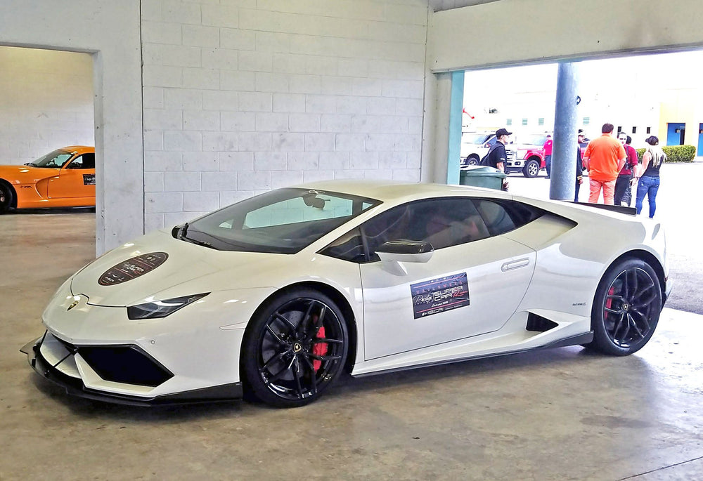 RSC Tuning Huracan Carbon Mirror Covers - AUTOcouture Motoring - Exterior - RSC Tuning
