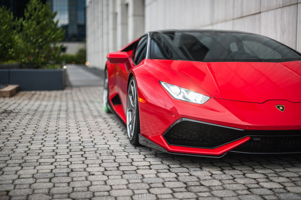 RSC Tuning Huracan Front Splitters - AUTOcouture Motoring - Exterior - RSC Tuning