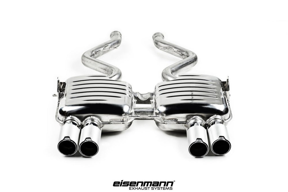 Eisenmann E90 M3 Performance Exhaust - Limited Release - AUTOcouture Motoring - Exhaust - Eisenmann