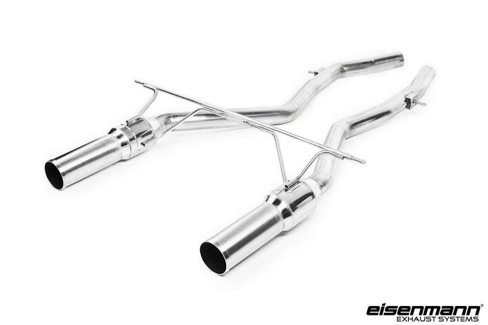 Eisenmann BMW F8X M3 / M4 GT4 Performance Exhaust - 2 x 90mm - AUTOcouture Motoring - Exhaust - Eisenmann