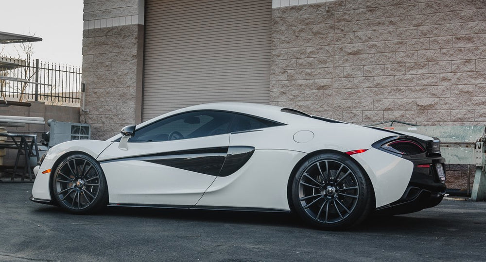 AP McLaren 570s Lowering Springs - AUTOcouture Motoring - Suspension - Agency Power