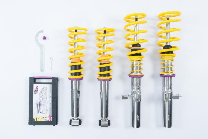 KW Coilover Kit V2 for BMW X3 F25 - AUTOcouture Motoring - Suspension - KW