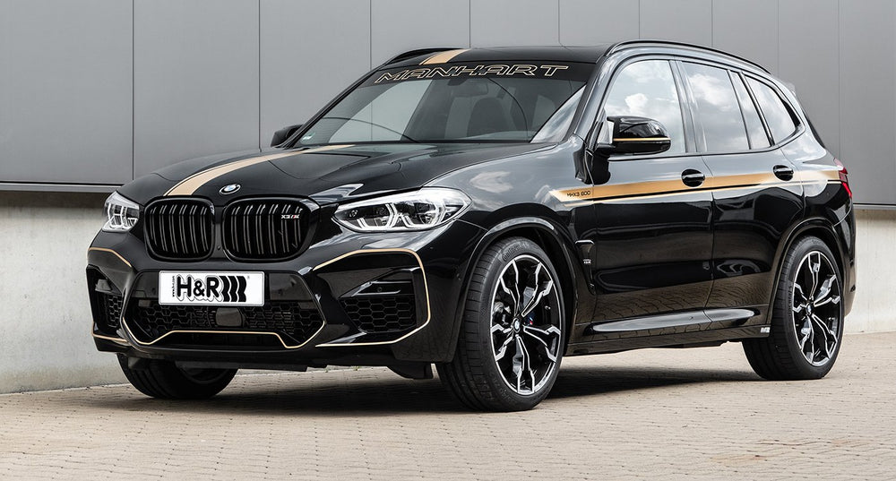 H&R 2020 BMW X3M (F97) OE Sport Spring - AUTOcouture Motoring - Suspension - H&R