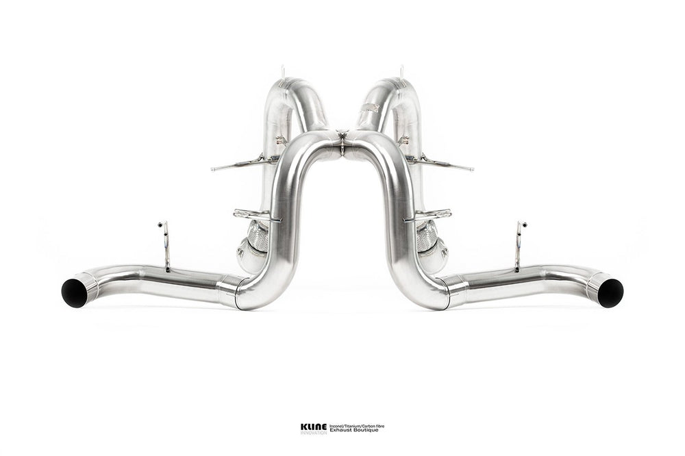 Kline Innovation Rear System McLaren 570S - AUTOcouture Motoring - Exhaust - Kline