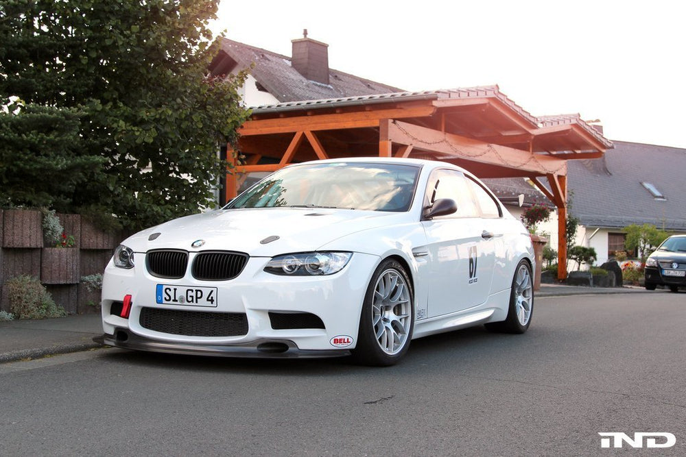 RKP E9X M3 Carbon Front Lip - Clubsport Style - AUTOcouture Motoring - Exterior - RKP