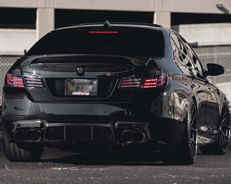 AP 2011+ BMW F10 M5 Carbon Fiber CSL Style Trunk - AUTOcouture Motoring - Exterior - Agency Power