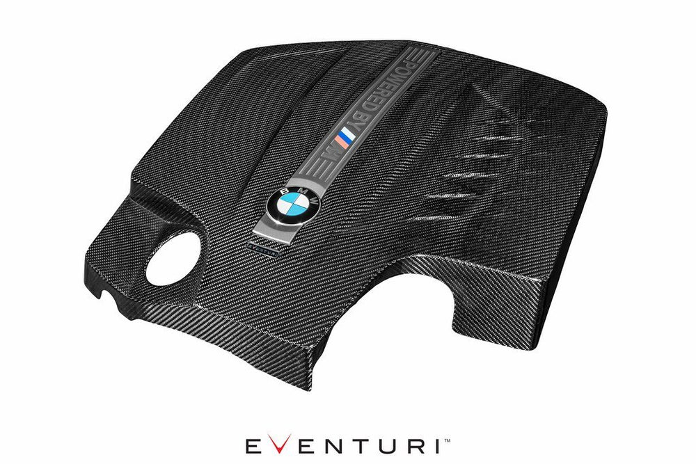 Eventuri F87 M2 (N55) Carbon Engine Cover - AUTOcouture Motoring - Engine - Eventuri