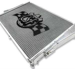 CSF 00-06 BMW M3 (E46) Triple Pass Radiator - AUTOcouture Motoring - Engine - CSF