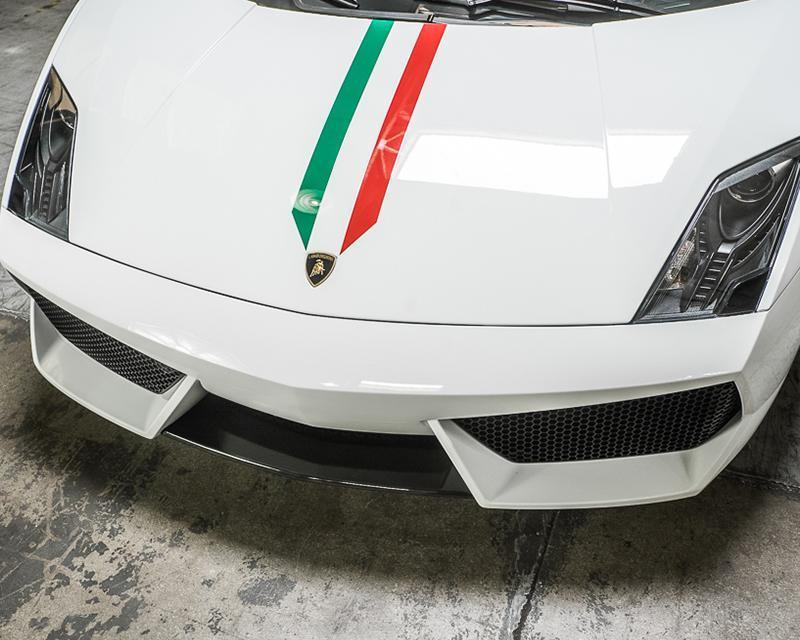 Agency Power Carbon Fiber Front Spoiler 09-15 Lamborghini Gallardo LP560-4 LP550-2 - AUTOcouture Motoring - Exterior - Agency Power