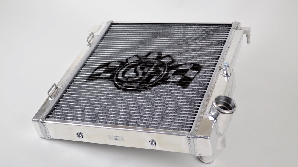 CSF Porsche 911 GT3/RS/GT4 (991) Center Radiator - AUTOcouture Motoring - Engine - CSF