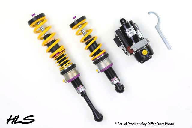 KW HLS4 Lamborghini Gallardo, complete kit incl. KW V3 Coilovers - AUTOcouture Motoring - Suspension - KW