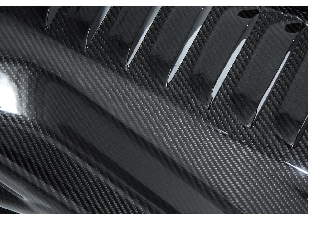 Agency Power Carbon Fiber Engine Panels Ferrari 458 10-14 - AUTOcouture Motoring - Engine - Agency Power