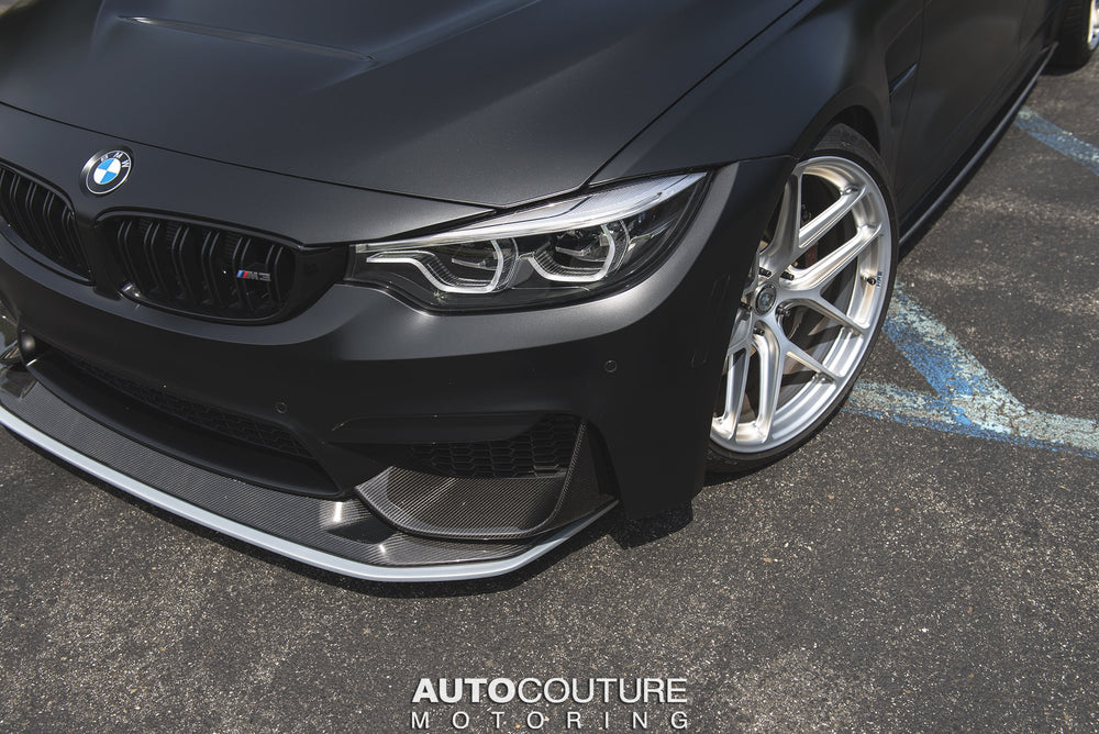RKP F8X M3 / M4 GTS+ Upper Front Lip - AUTOcouture Motoring - Exterior - RKP