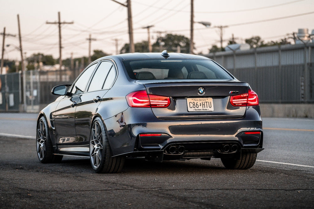RSC Tuning Carbon Fiber Rear Diffuser for BMW F8X M3 & M4 - AUTOcouture Motoring - Exterior - RSC Tuning