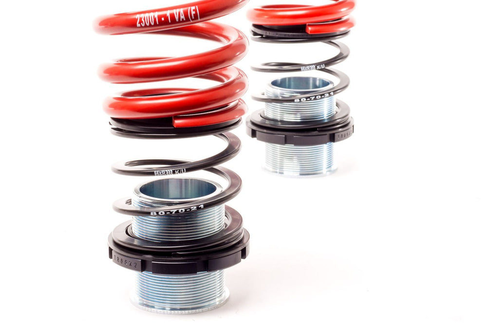 H&R 12-16 BMW M5 F10 VTF Adjustable Lowering Springs (Incl. Adaptive Suspension) - AUTOcouture Motoring - Suspension - H&R