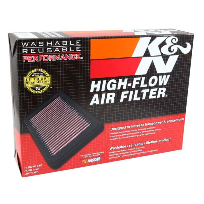 K&N Replacement Air Filter for 2015 M4/M3 3.0L I6  (2 per box) - AUTOcouture Motoring - Intake - K&N Engineering