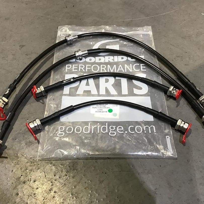 Goodridge 07-12 335i (All RWD Models) Brake Lines - AUTOcouture Motoring - Brakes - Goodridge